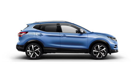 New Nissan Qashqai Offers