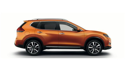 New Nissan X-Trail Offers