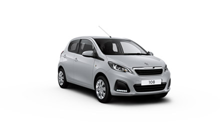 New Peugeot 108 TOP! Cabrio Offers