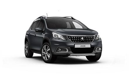 New Peugeot 2008 SUV Allure Premium Offers