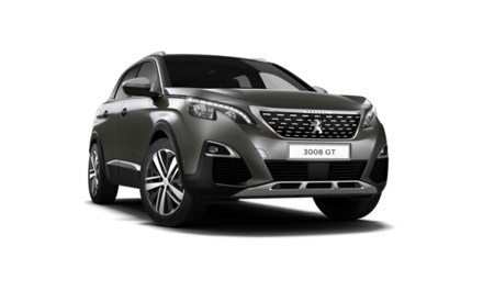 New Peugeot 3008 SUV GT Offers