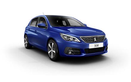 New Peugeot 308 5-door Offers