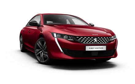 All-New Peugeot 508 Fastback