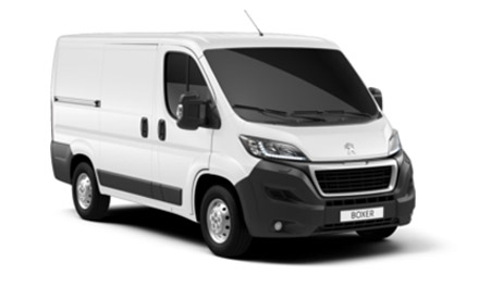 New Peugeot Boxer Van Offers