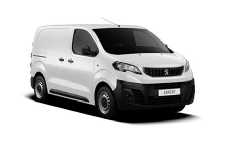 New Peugeot Expert Van Offers