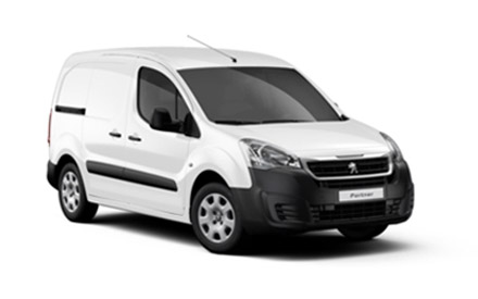 New Peugeot Partner Van Offers