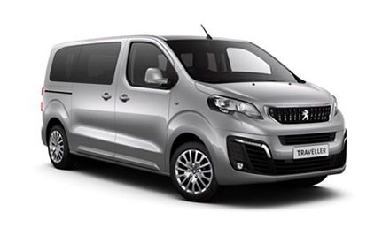 New Peugeot Traveller Motability Offer