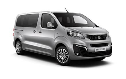 New Peugeot Traveller Offers