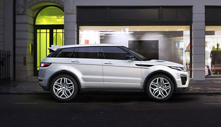 New Land Rover Range Rover Evoque Cars