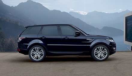 New Land Rover Range Rover Sport Cars