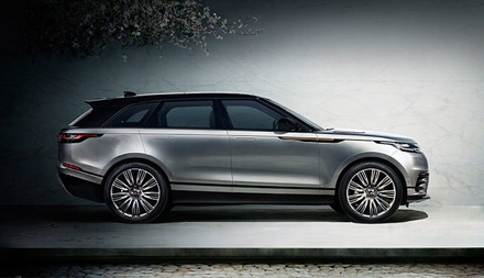 New Range Rover Velar Stock Offers