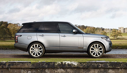 New Land Rover Range Rover Cars