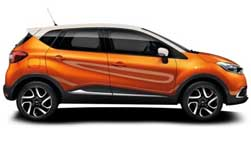New Renault Captur Crossover Offers