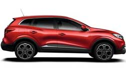 All-New Renault Kadjar Offers