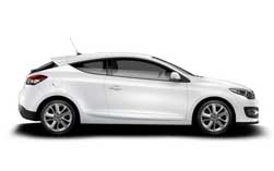 New Renault Megane Coupe Offers