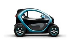 New Renault Twizy Offers