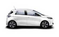 New Renault ZOE Cars