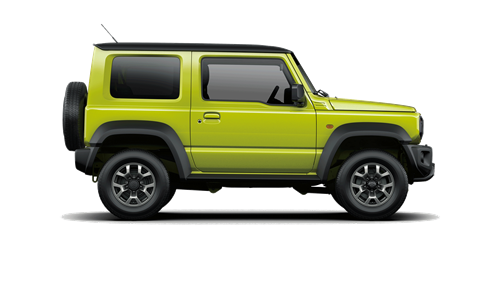 New Suzuki Jimny Offers