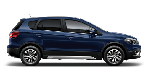 New Suzuki SX4 S-Cross Offers