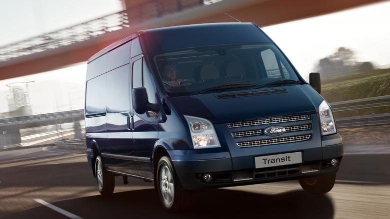 New Ford Transit Vans