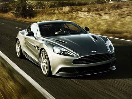 Aston Martin Vanquish image