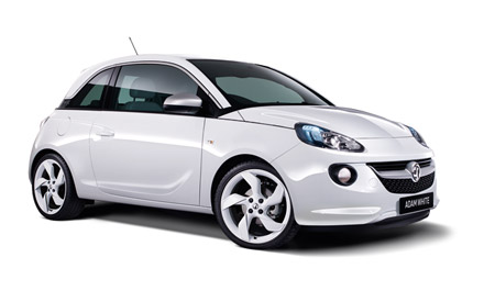 New Vauxhall Adam Cars