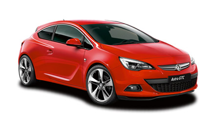 New Vauxhall Astra GTC Offers
