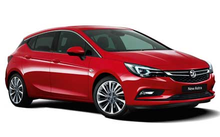 New Vauxhall Astra Offers