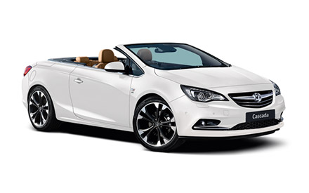 New Vauxhall Cascada Offers