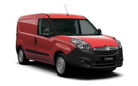 New Vauxhall Combo Van Offers