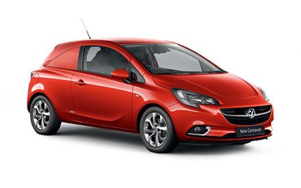 New Vauxhall Corsavan Van Offers