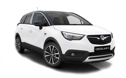 New Vauxhall Crossland-X Offers