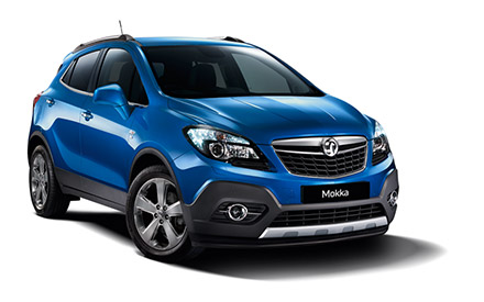 New Vauxhall Mokka Cars