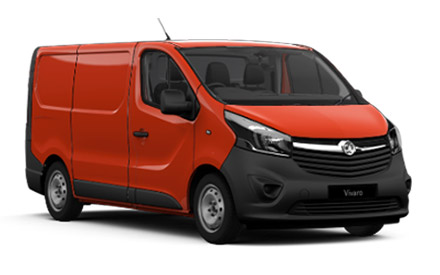 New Vauxhall Vivaro Van Offers