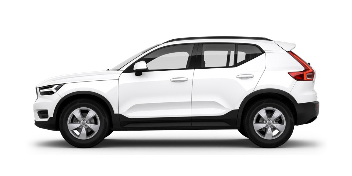 The New Volvo XC40 Motability Offer