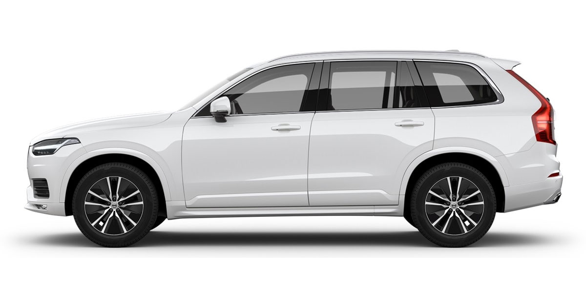 New Volvo XC90 Cars