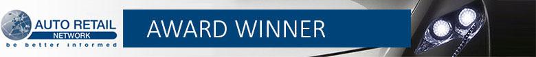 Auto Network Award Winner
