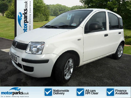Fiat Panda 1.2 [69] MyLife 5dr Hatchback (2011) image