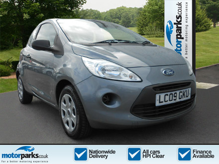 Ford Ka 1.2 Studio 3dr Hatchback (2009) image