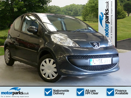 Peugeot 107 1.0 Urban Move 3dr Hatchback (2008) image