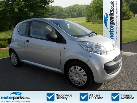 Citroen C1 1.0i Cool 3dr Hatchback (2007) image