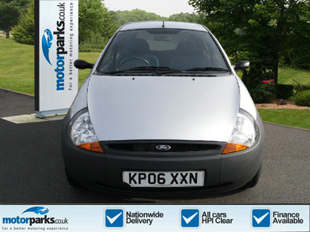 Ford Ka 1.3i Design 3dr Hatchback (2006) image