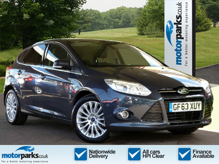 Ford Focus 2.0 TDCi 163 Titanium X 5dr Diesel Hatchback (2013) image