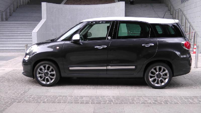Fiat 500L 1.6 Multijet 105 Pop Star 5dr  Diesel MPV (2014) image