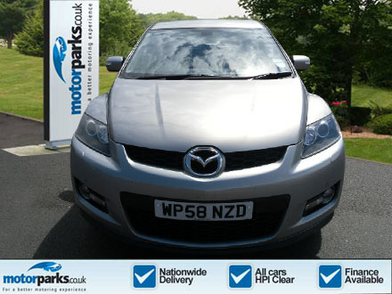 Mazda CX-7 2.3T 5dr Estate (2008) image