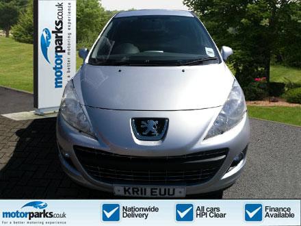 Peugeot 207 1.4 VTi Sportium [95] 5dr Hatchback (2011) image