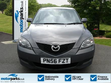 Mazda 3 1.6 Katano 5dr Hatchback (2006) image