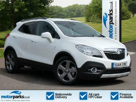 Vauxhall Mokka 1.7 CDTi SE 5dr  Diesel MPV (2012) image