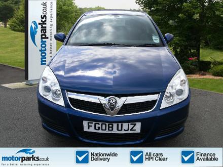 Vauxhall Vectra 1.9 CDTi Exclusiv [120] 5dr Diesel Hatchback (2008) image