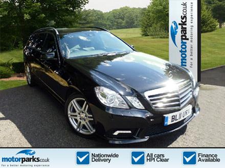 Mercedes-Benz E-Class E350 CDI BlueEFFICIENCY [265] Sport 5dr Tip Auto 3.0 Diesel Automatic Estate (2011) image